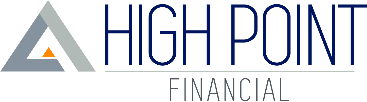 High Point Financial Logo